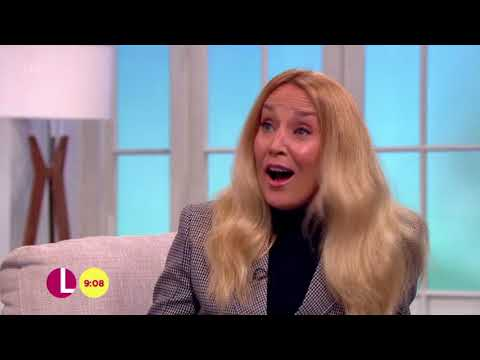 Jerry Hall Works Hard to Stay Healthy   Lorraine