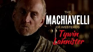 Game of Thrones/ASOIAF Theories | Tywin Lannister | The Machiavelli of Westeros | Part 5
