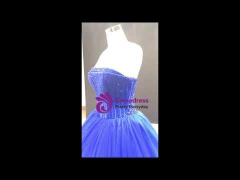 kemedress-royal-blue-ball-gown-tulle-strapless-floor-length-beading-prom-dress