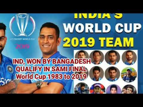India vs Bangladesh, ICC World Cup 2019: Rohit, Bumrah help India reach semis and eliminate Bangladesh