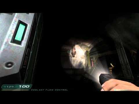 Doom 3 Walkthrough - Level 6 - Alpha Labs 2 part 2 of 2