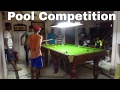 POOL GAME COMPETITION