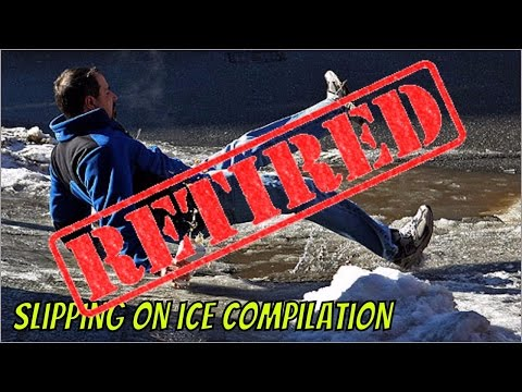 Slipping on Ice Compilation