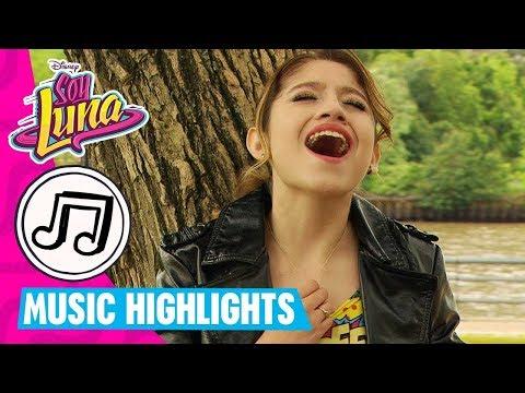 SOY LUNA - Die Music Highlights!   Disney Channel Songs
