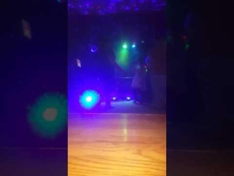 Me singing prayer by disturbed at the wedge karaoke