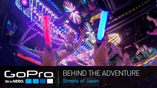 GoPro: Behind the Adventure – Streets of Japan
