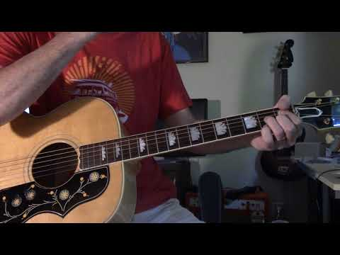 50 Ways to Leave Your Lover Lesson  Tuned Slightly Down  Paul Simon