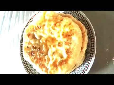 بوشيار-سهل-وخفيف-احسن-من-السفنج/-crêpe-&-beignet-moelleuse-marocaine-recette-de-grande-mère