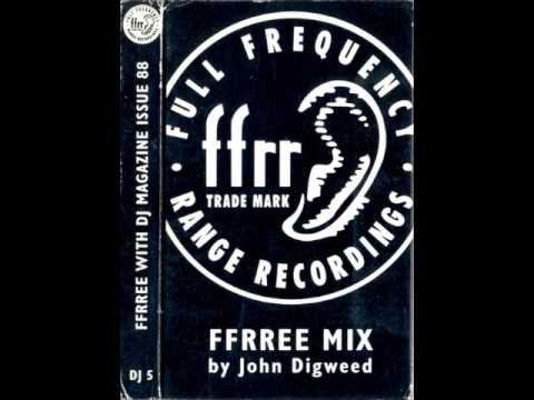 DJ Magazine Presents Ffrree Mix by John Digweed