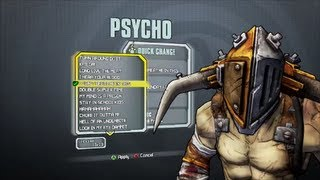 Borderlands 2 All Heads for Krieg the Psycho 19/19