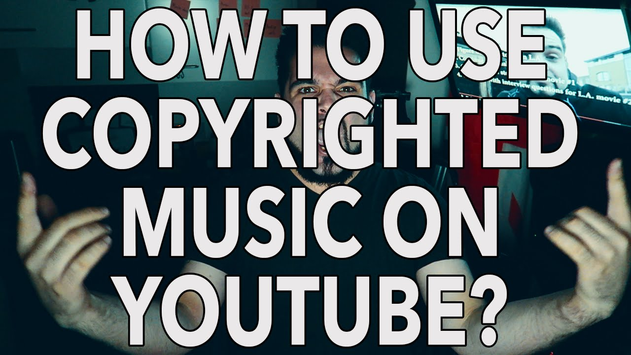 how to search music copyrighted