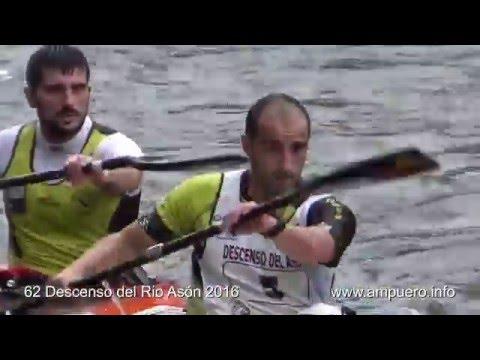 Ampuero 62 Descenso rio Asón 2016