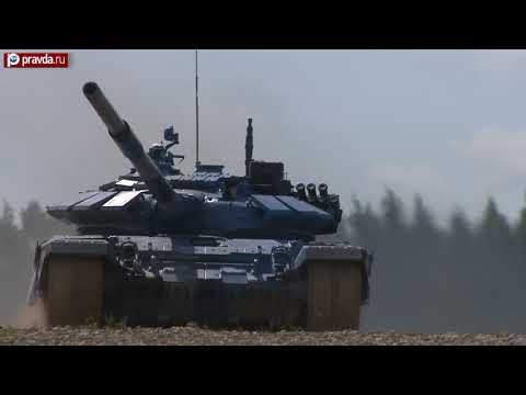 How many tanks does Russia have?