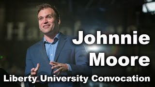 Johnnie Moore - Liberty University Convocation