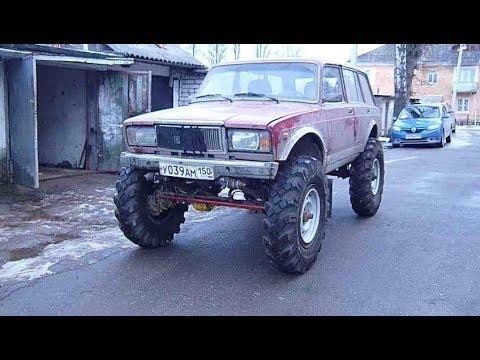 Четвёрка на колёсах от ГАЗ-63. Первые испытания