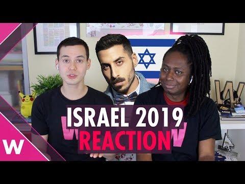 Israel | Eurovision 2019 reaction video | Kobi Marimi 'Home'