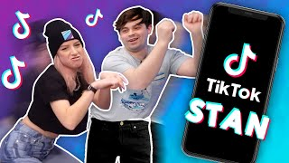 Who Knows More About TikTok: A Stan or The Internet?
