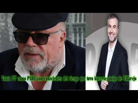 ALSINA: Tanto PP Como PSOE Son Conscientes Del Riesgo Que Tuvo Hacerse Amigo De Villarejo