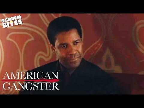 American Gangster: Frank Lucas goes to a Stripclub
