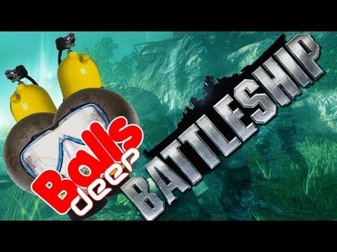 Balls Deep: Battleship - The Movie - The Game