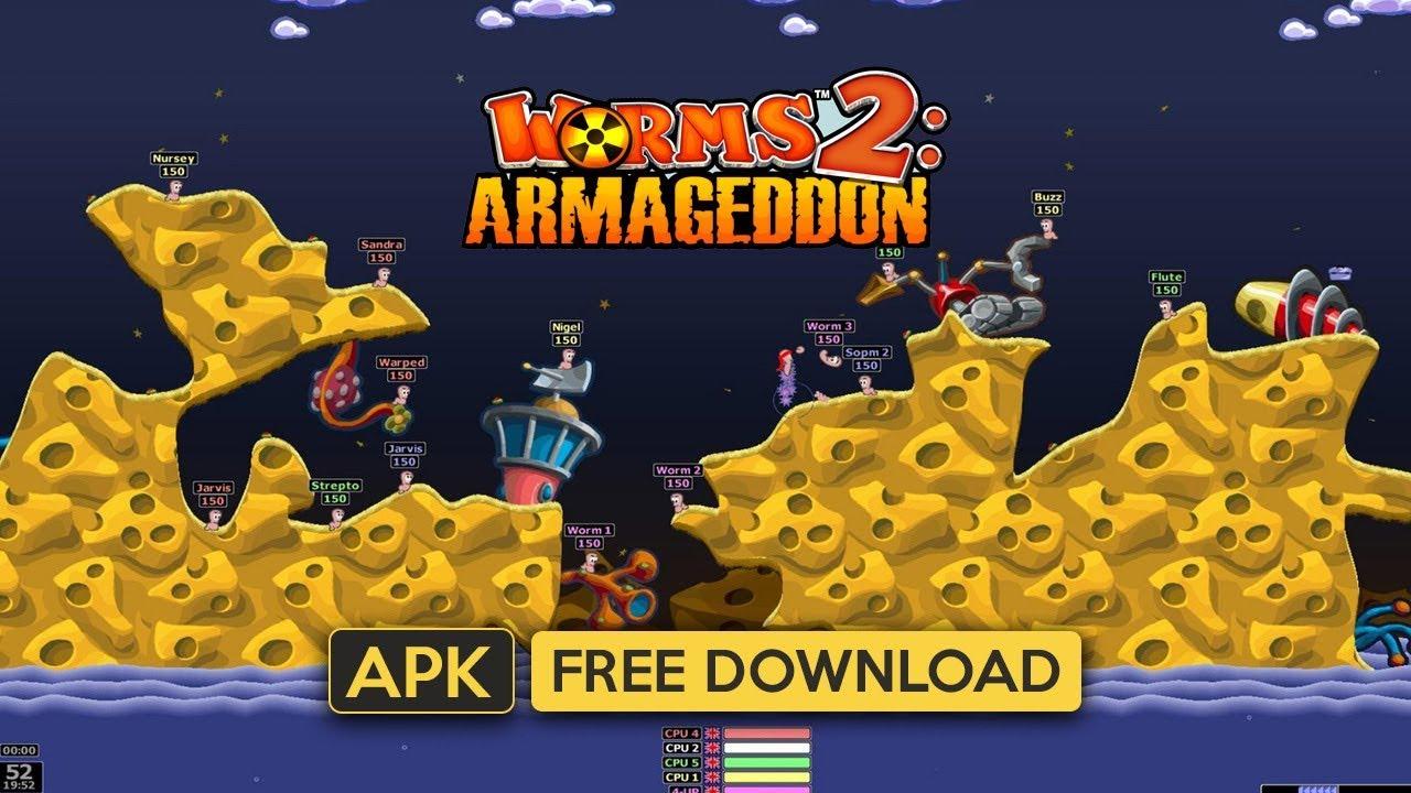 worms armageddon free download full version