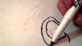 How to draw my custom football logo