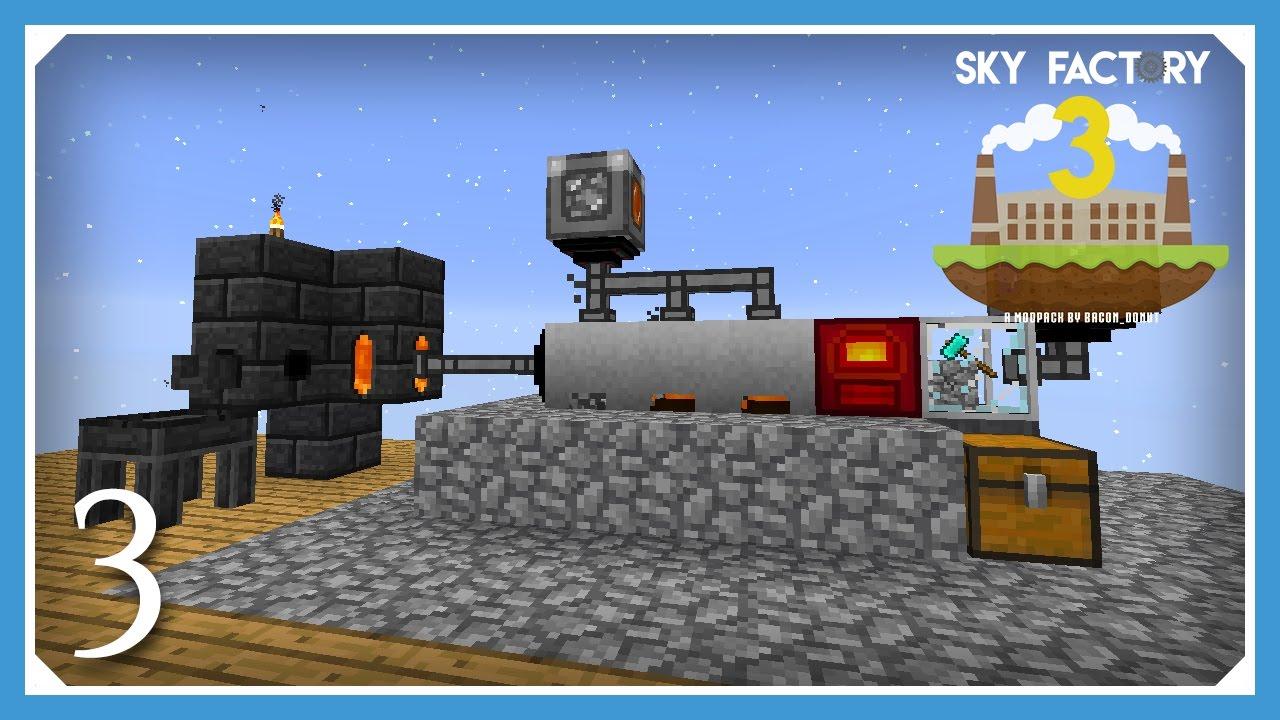 lava generator sky factory 3