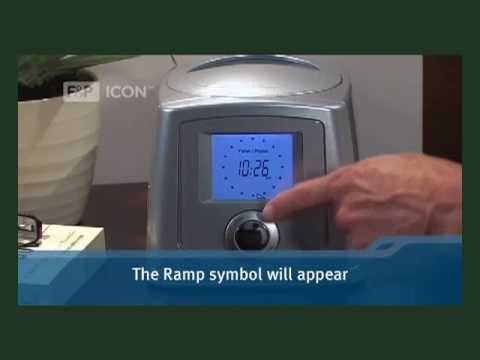 F&P ICON CPAP Machine Quick Start Guide - DirectHomeMedical.com