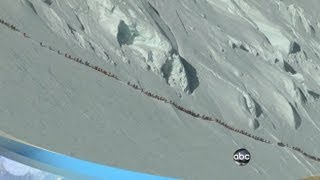 Mountain Climbing Accidents Deaths On Mount Everest