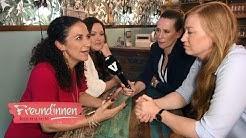 Freundinnen – Jetzt erst recht Interview | Die Schauspielerinnen im Backstage-Interview!