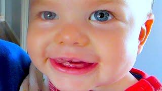 BABY BOY GETTING TEETH!