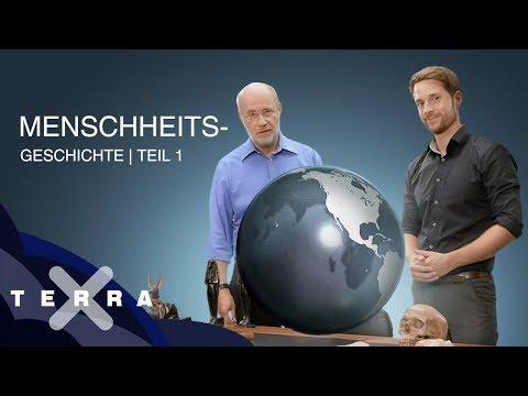 Wie wurden wir Menschen?   Mirko Drotschmann und Harald Lesch – Geschichte der Menschheit