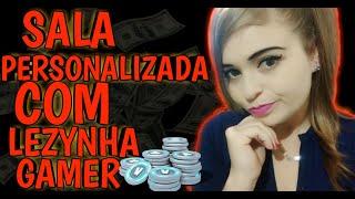 \\#Fortnite// SALA PERSONALIZADA Com Inscritos!!!----COD:lezynha
