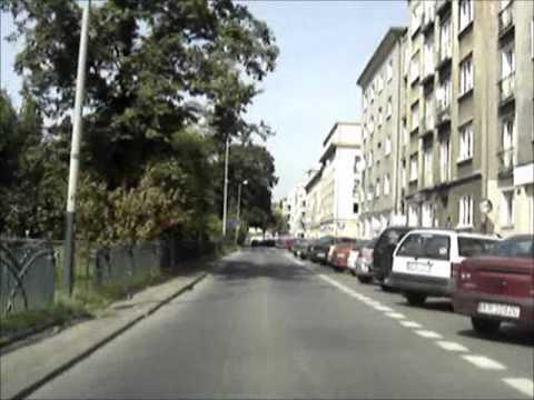 Galeria Kazimierz, zawracanie na Al. Daszyńskiego - prawo jazdy Kraków