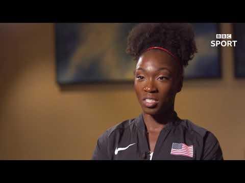 Tianna Bartoletta  Olympic Gold Medallist On Her Personal Struggles
