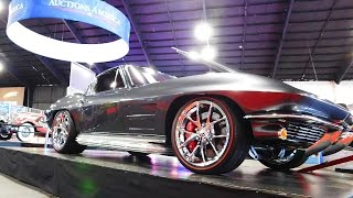 1963 Chevrolet Corvette Pro Touring 2016 Auctions America Auburn Fall Collector Car Weekend