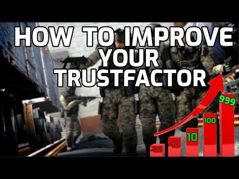 HOW TO IMPROVE YOUR CSGO TRUST FACTOR! ✅ 2020 April