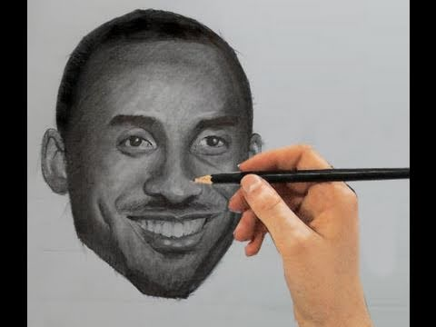 How to Draw Kobe Bryant: Step by Step (YOUDRAW by Merrill Kazanjian)