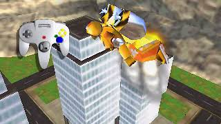 Nintendo 64 Longplay [060] Blast Corps