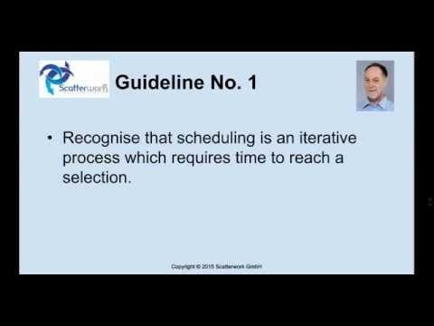 How to schedule global meetings