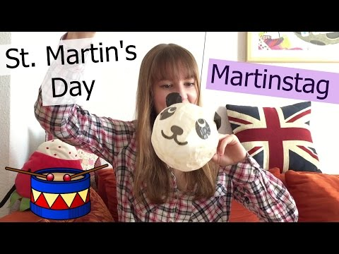 Martinstag and a lantern song!