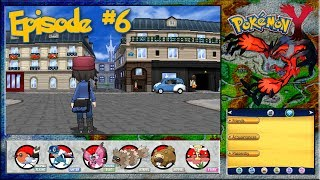 Pokemon Y - The Parterre Way To Lumiose City - Episode 6