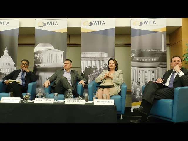5/9/19 Digital Trade and the WTO eCommerce Initiative - Panel 1 Part 2