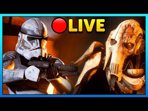 🔴 Night-Ops 2XP Event - FRIDAY NIGHT BATTLEFRONT - Star Wars Battlefront 2 Livestream thumbnail