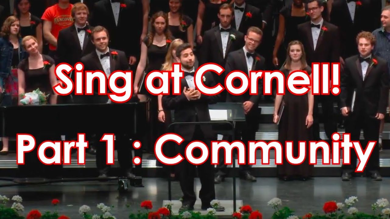 Sing at Cornell