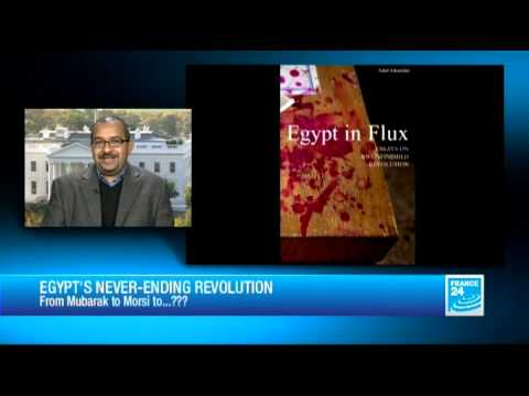 Adel Iskandar, author of Egypt in Flux: Essays on an Unfinished Revolution