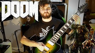 DOOM / Mick Gordon - BFG Division - Guitar Cover