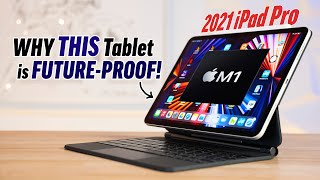 M1 iPad Pro 2021 - How Apple KILLED the Tablet Market!
