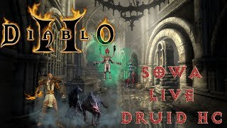 🔥🔥 Diablo 2 - Path of Diablo - Druid / Hardcore / Normal - Lecimy od nowa 🔥🔥