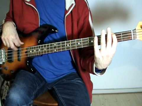 ABBA - Dancing Queen - Bass Cover